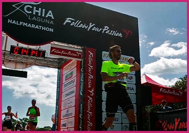 Fastweb Half Marathon Chia Laguna Sardegna - Space and Event