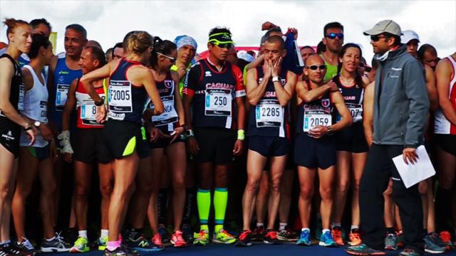 Fastweb Half Marathon Chia Laguna - Space and Event