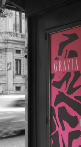 Grazia - Progetto Fashion Week - Space and Event